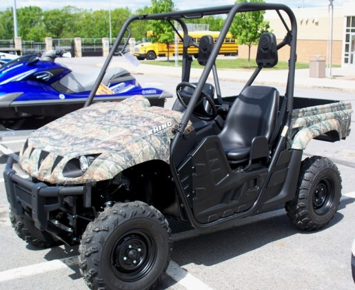 yamaha atv photos new and old custom and stock side by side photos too. Black Bedroom Furniture Sets. Home Design Ideas